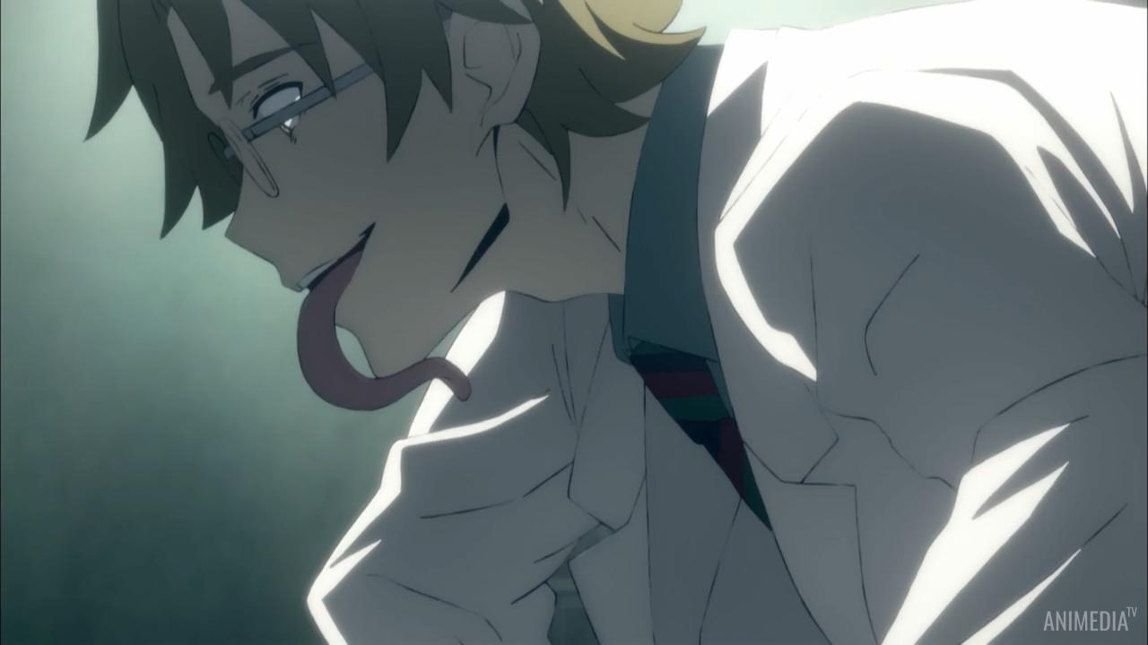 Скриншот *Ангел кровопролития / Satsuriku no Tenshi [Сезон 1, Серия 1-16 из 16] 2018*